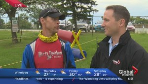 Global's Mike Koncan previews the Dirty Donkey Mud Run