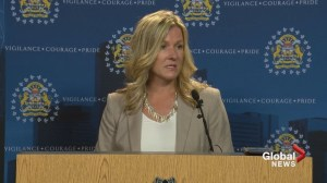 Calgary police issue statement on youth sex assaults