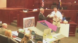 Second day of testimony in James Holmes trial