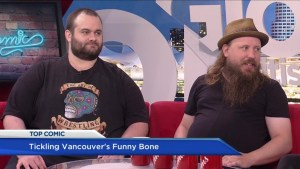 Searching for Canada's top comic in Vancouver