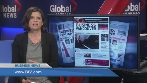 BIV: Low commodity prices and BC industries