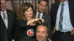 MP Bernard Généreux gets his head shaved in Parliament to support cancer research