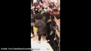 Fight breaks out in UK Victoria's Secret store on Black Friday