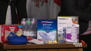 Proposed bill to remove tax from baby products