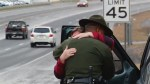 Troopers hand out $100 bills instead of traffic tickets