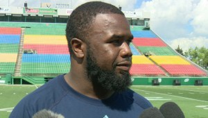 Lemon hits field with Argos after being traded by Riders