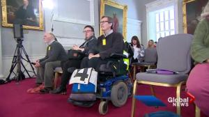 Government rewrites Nova Scotia accessibility act, sets goal for 2030