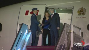 PM talks Ebola, Canada's role at la Francophonie summit
