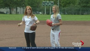 Batting Practice with Vanessa Riopel