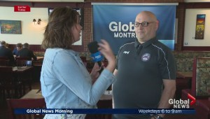 Special needs soccer club in Saint-Lazare