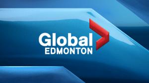 Timelapse: Storm develops and hits Edmonton