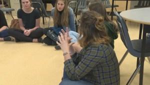 LOCAL HERO: Penticton teen speaks her way into community's heart