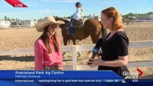 Saskatchewan Barrel Racing finals take over Prairieland Park