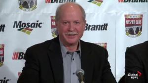 Marty Howe recounts the trip to Mexico for Gordie Howe's stem cell treatment