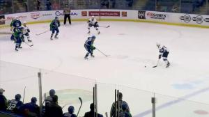 Minulin scores OT winner as Swift Current Broncos topple Saskatoon Blades 5-4