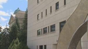 Alleged Winnipeg letter bomber, Guido Amsel, was denied bail Wednesday
