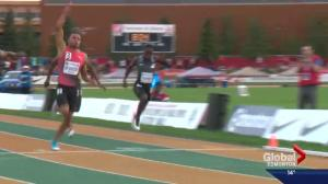 De Grasse soars at Canadian Track and Field Championships in Edmonton
