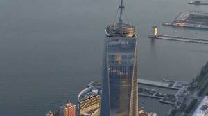 One World Trade Center's observation deck opens Friday to public