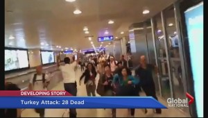 Istanbul's Ataturk Airport hit by deadly terror attack