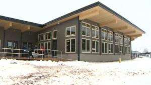 New ski lodge opens at Poley Mountain