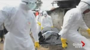 Ontario pledges millions in fight against Ebola