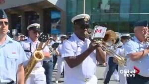 Royal Nova Scotia International Tattoo Canada Day Parade