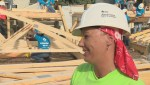Jimmy and Rosalynn Carter Work Project starts blitz build of 25 homes in Manitoba