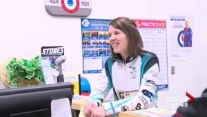 Scheidegger sisters from Lethbridge win in Grand Slam of Curling debut