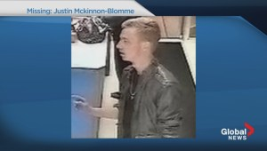 Mother not giving up on search for Justin McKinnon Blomme
