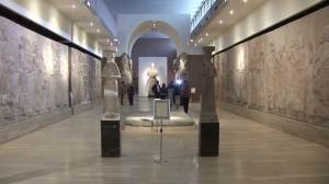 Baghdad museum reopens despite ISIS attack in Mosul