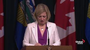 Notley: Our climate change plan stands on its merits