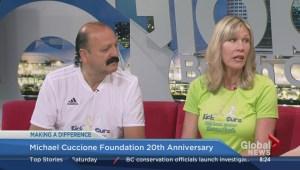 20th anniversary of Michael Cuccione Foundation