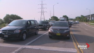 Burlington Skyway shutdown brings heavy delays