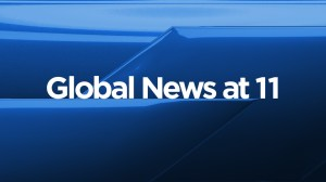 Global News at 11: May 25