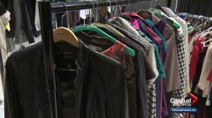 The countdown is on for the Global Edmonton wardrobe sale