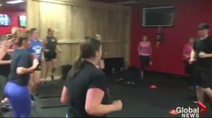 Emmett Blois new gym – The barn