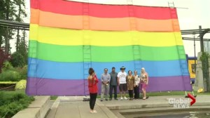 Surrey shows its pride