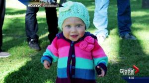 Ronald McDonald House guest 1 year later: toddler returns home