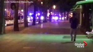 Spanish police kill 5 in counter-terrorism operation