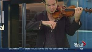 Marc Bouchkov, Music Competition Grand Prize winner