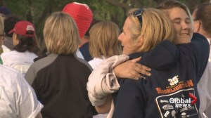 Inaugural 'Light the Night' walk in Lethbridge raises $10,000