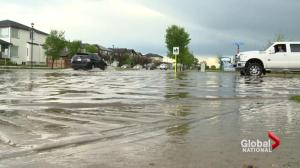 Prairies hit by more summer storms