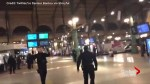 Train station evacuated in central Paris