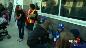 Calgary public students go back to school