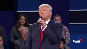 Presidential debate: Trump admits using massive $916 million loss to avoid paying income tax
