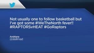 Winnipeggers debate on jumping on Toronto Raptors' bandwagon