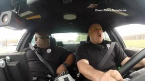 Lip-syncing cop sings Iggy Azalea, Bastille, Lil' Jon and more