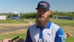 Golfer Graham DeLaet convinced his best days are still ahead of him