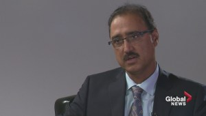 Minister of Infrastructure and Communities Amarjeet Sohi talks about making to move to federal politics