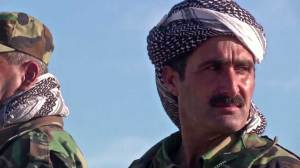 Kurdish Peshmerga forces continue to advance on Islamic State fighters
